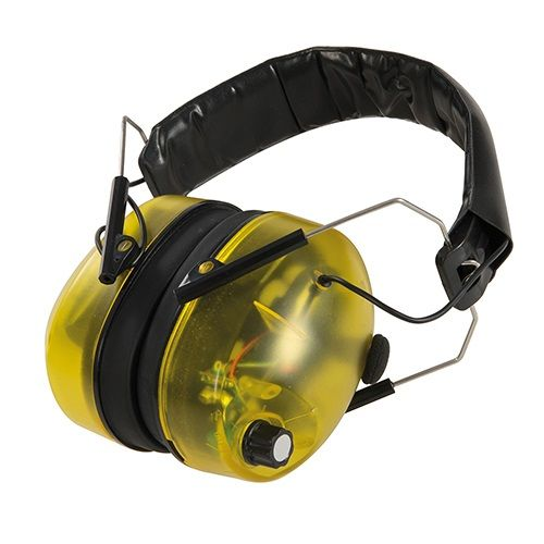 659862 Silverline Electronic Ear Defenders