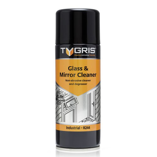 R244 Glass & Mirror Cleaner - Size 400 ml / Sold in packs of 12