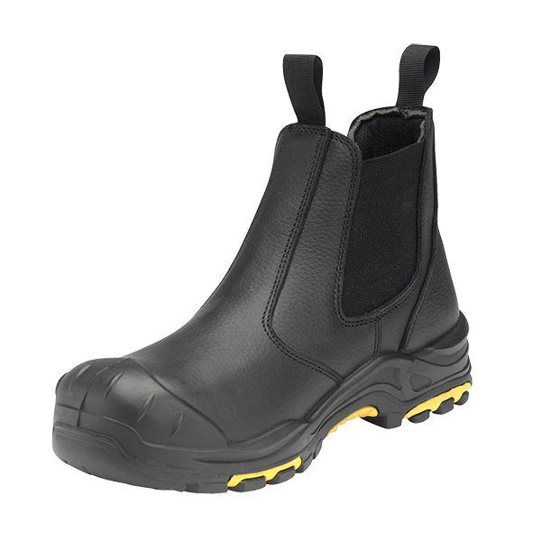 c303dad3c6a DEALER/B Black JCB Dealer Safety Boot
