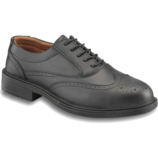 S75SM Black PSF Executive Shoe